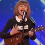 music)注目!12歳の少女Vo.Grace VanderWaal