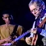 live)Chet Atkins & Stanley Jordan