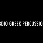 DTM)8Dioギリシャのパーカス