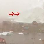 mov)Timelapse Iceberg Moving