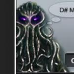 Cthulhu-alien